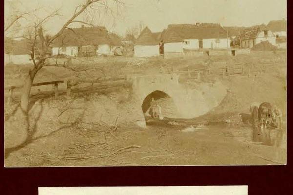 Село Киданів в роки Першої світової війни