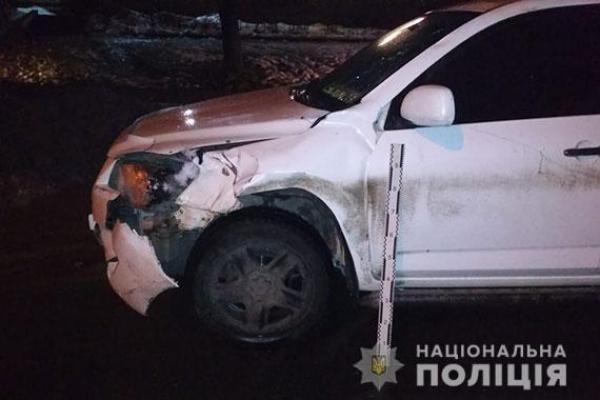 Тернопільського водія-вбивцю, пасинка відставного генерала поліції, взяли під варту