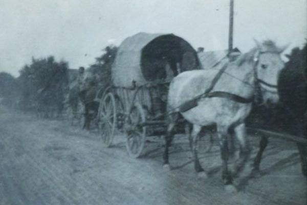 Мешканці Галичини та Поділля 100 років тому