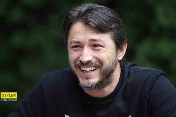 Сергій Притула весело привітав людей з Новим роком (Відео)