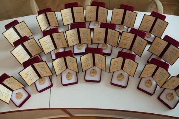 Почесне звання «Мати-героїня» присвоїли 19-ом жінкам з Тернопільщини (Фото)