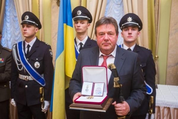 Очільник громади з Тернопільщини отримав престижну нагороду