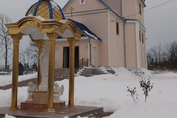 Просять посилити заходи безпеки храмів: на Лановеччині вже третє пограбування