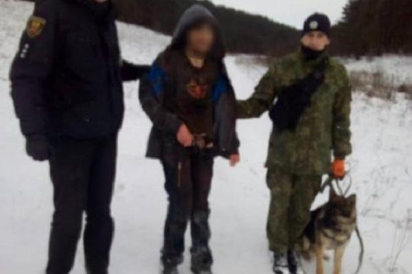 Психічно-хворий хлопець, якого розшукували у Монастириському районі, намагався покінчити життя самогубством