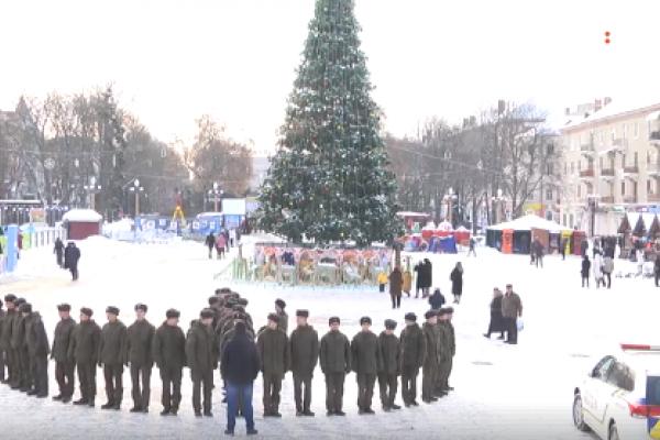 У Тернополі відбулася акція на підтримку українських моряків (Відео)