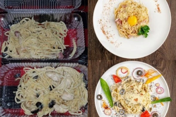 Тернопільський ресторан шокував своїми «стравами»