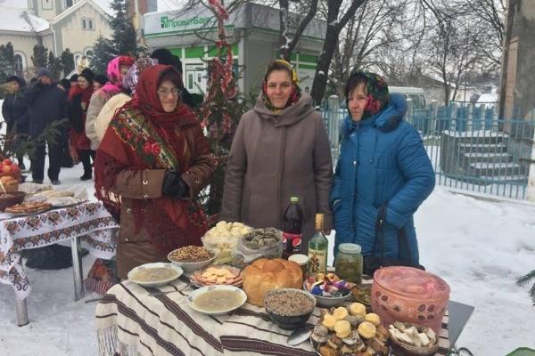У місті на Тернопільщині відбулось колоритне різдвяне дійство (Фото)