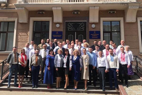 Депутати Тернопільської міської ради будуть жити за «Кодексом етики»
