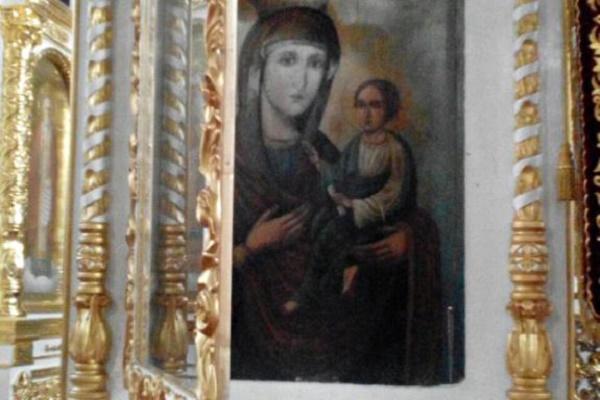 Із храму у Лановецькому районі зникли старовинні ікони