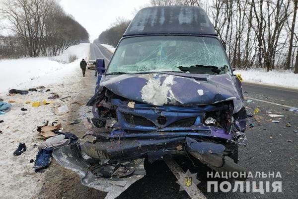 У лікарні помер водій, що попав у фатальну аварію на трасі Львів-Тернопіль