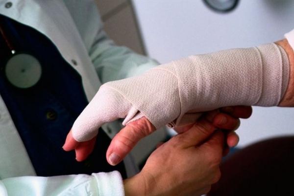 Виробничий травматизм на Тернопільщині