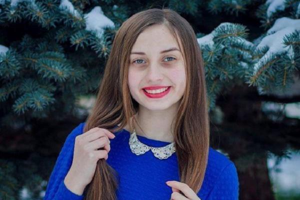 Юна винахідниця з Бережан запатентувала результати своїх старань