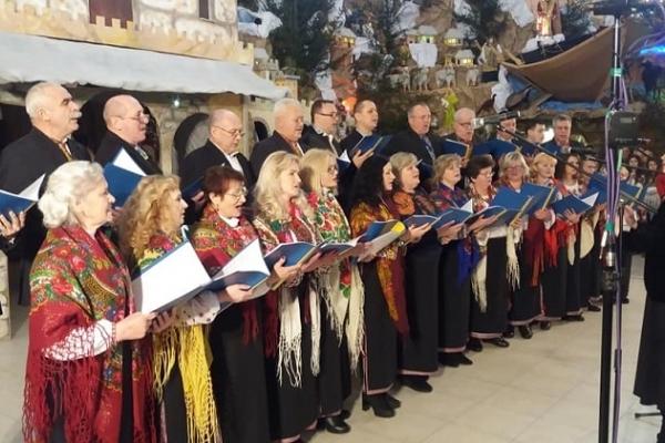 Фестиваль колядок зібрав 35 колективів з усієї області