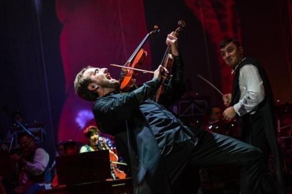 Концерт Олександра Божика в Тернополі: від здивування до шоку