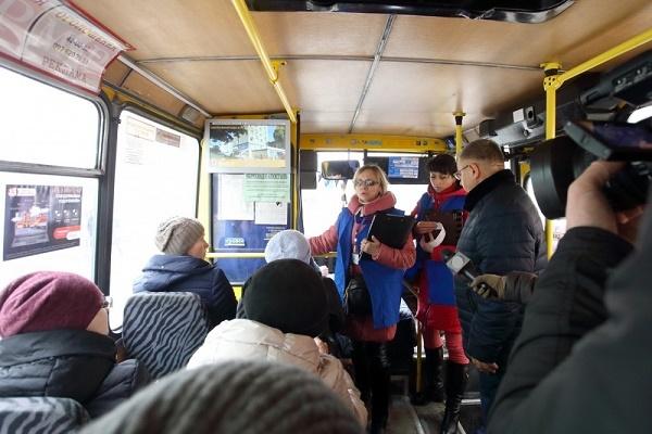 Нові правила контролю у громадському транспорті Тернополя