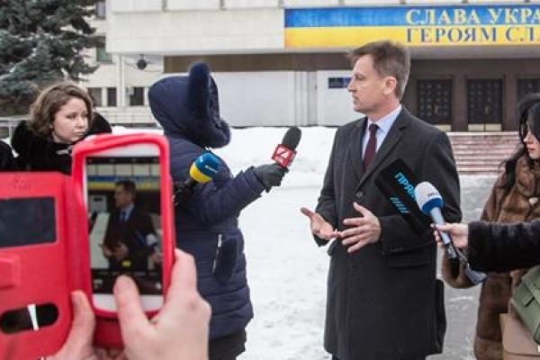 Наливайченко: Правоохоронні органи та суди повинні забезпечити невідворотність покарання за порушення на виборах