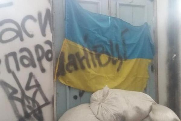У Ланівцях відбулася виставка живопису «Донецьк. Аеропорт.» (Фото)