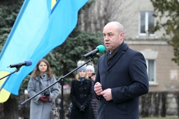 Сергій Надал: Націоналіст має бути рішучим і мудрим