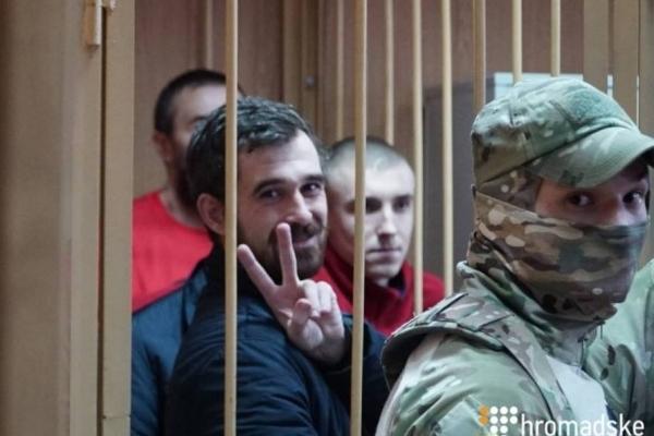 Рятуйте українських моряків, бо завтра черга прийде до вас