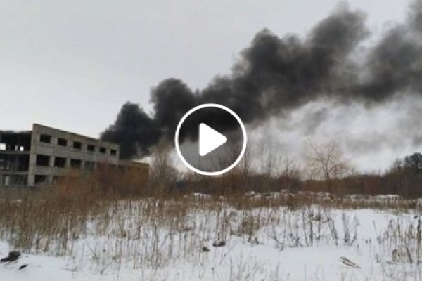 Пожежа у Тернополі: що горіло? (Відео)
