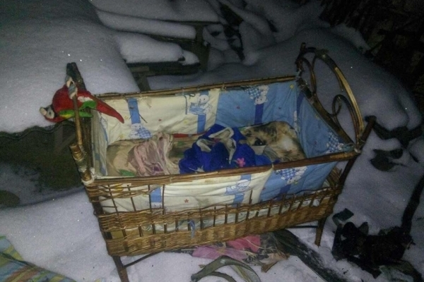 У Кременецькому районі через пожежу задихнулась однорічна дитина