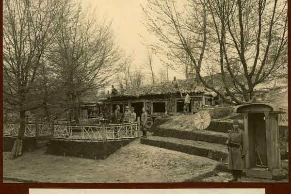Село Богданівка на столітніх світлинах