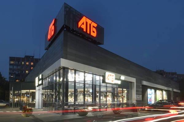 «АТБ» демонструє тернополянам сучасні стандарти обслуговування