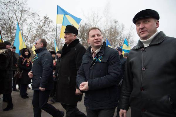Степан Барна про відзначення 100-річчя Соборності України: Об'єднавши два береги річки Збруч, ми об'єднали Україну (фото)