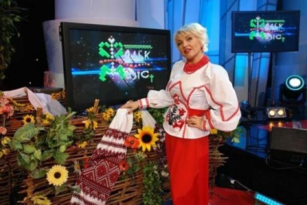 Телепрограма «Фольк-music» з Оксаною Пекун потребує підтримки усіх, хто вболіває за українську народну пісню
