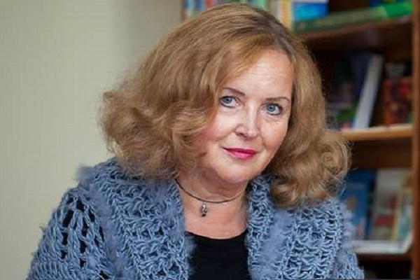 Тернопільську письменницю Лесю Романчук нагородили орденом княгині Ольги ІІІ ступеня