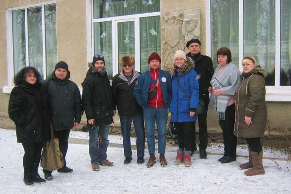 В українському фотопроекті, який проходив і через Теребовлянщину, взяв участь французький фотограф