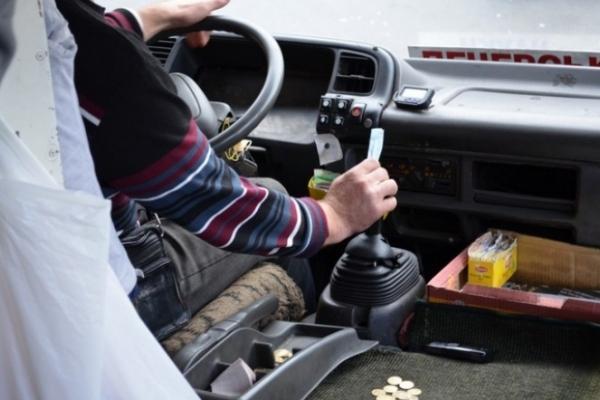 У Кременці водій маршрутки висадив на мороз двох сиріт, бо вони не мали грошей на проїзд