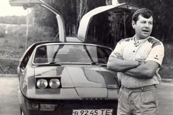 Ще сорок років тому на Тернопільщині чоловік створив автомобіль, що і зараз може здивувати Європу