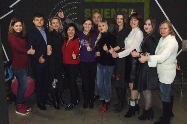 «Центр Науки» поповнився новим експонатом – допомогла Ольга Шахін (Відео)