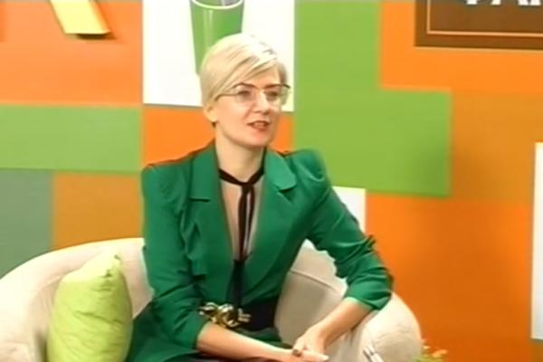 Як тернопільська стилістка Ольга Вінницька переконала друга викинути дідусевого светра (Відео)