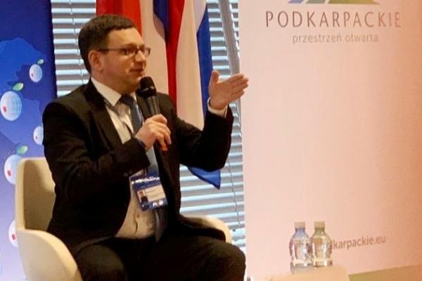 Ректор тернопільського педуніверситету представив Україну на Форумі «Європа – Україна»