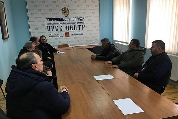 Парафія села Гніздичне Збаразького району перейшла до Православної Церкви України