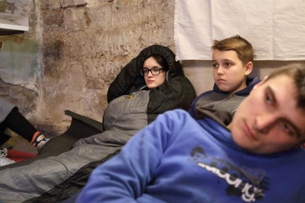 У Тернополі раз в рік відбувається безпрецедентна акція не для слабких духом