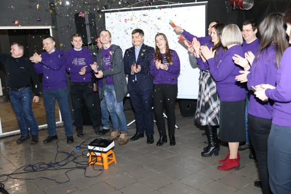У Тернополі грандіозно відсвяткували річницю заснування «Центру науки»