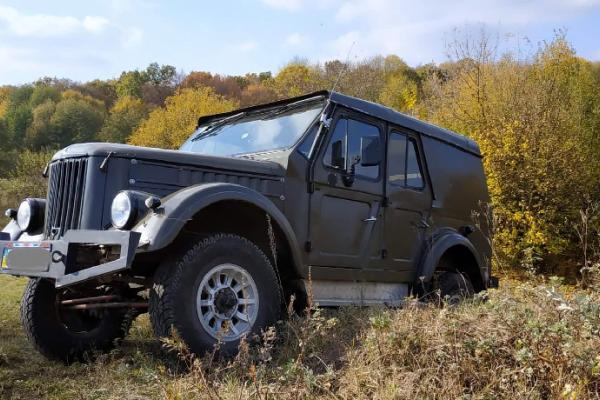 На Тернопільщині створили унікальний автомобіль
