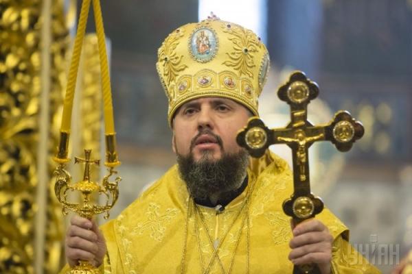 Богослужіння митрополита Епіфанія в Тернополі (Наживо)