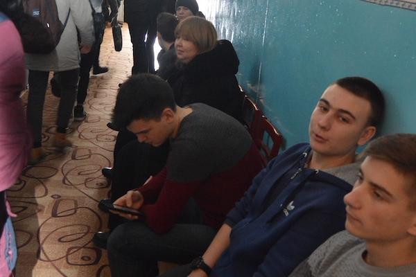 Військові комісаріати Тернопільської області вже приписали до призовних дільниць 35% юнаків