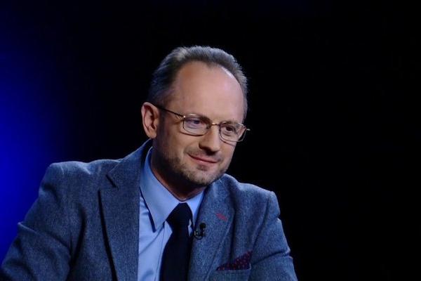 ЦВК зареєструвала Романа Безсмертного кандидатом у Президенти України
