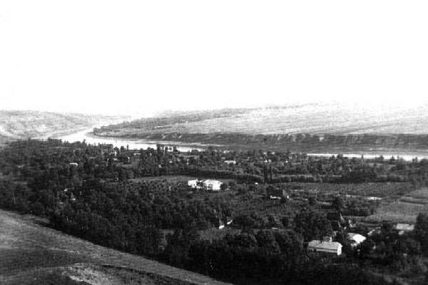 Село Худиківці на ретро світлинах