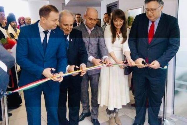 У Тернополі відкрили почесне консульство Угорщини