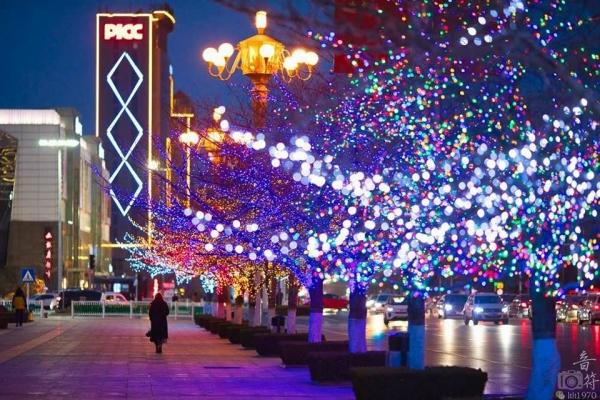 Кременчанка розповіла, як відзначила Новий Рік у Китаї  (Фото)