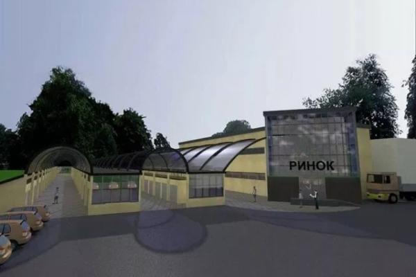 У райцентрі на Тернопільщині побудують ринок за 11 мільйонів