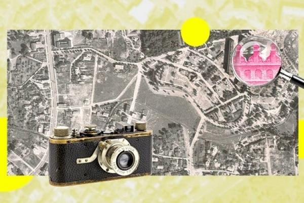 Презентують «Фотокарту вінтажного Луцька»