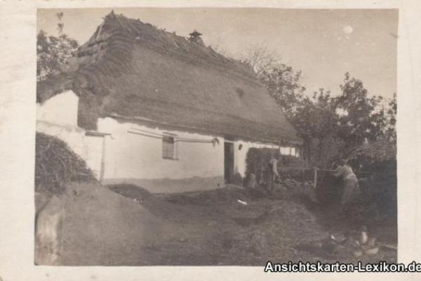 Село Велика Лука на фото 1917 року
