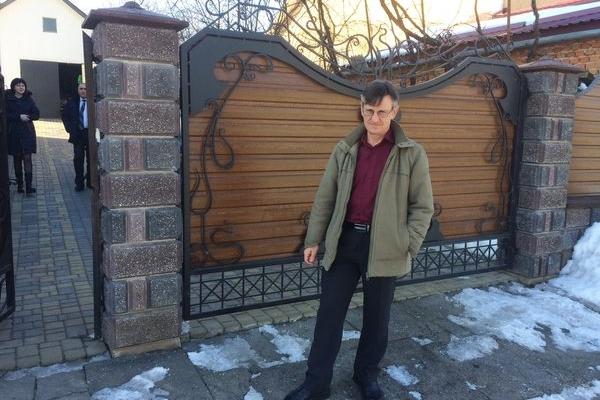 Чоловік з великою силою духу у маленькій Козові на Тернопільщині (Фото)